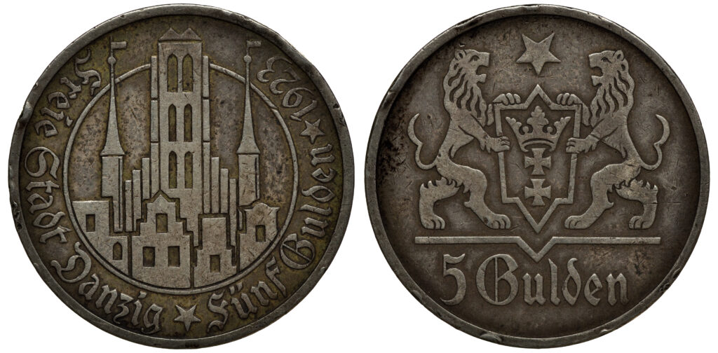 Münzen Danzig