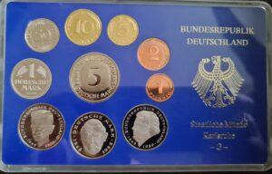 DM Kursmünzensätze