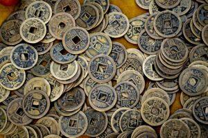 China Münzen