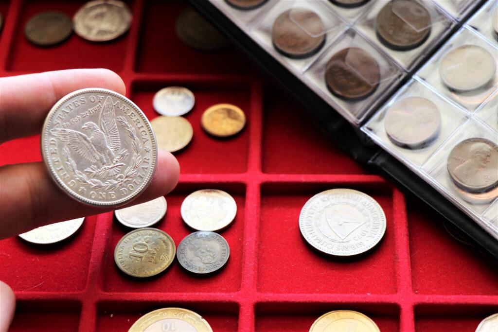 Reppa Münzen