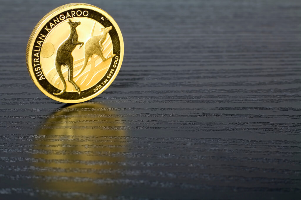 Australien Kangaroo / Nugget
