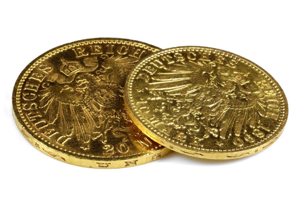 Reichsgoldmünzen