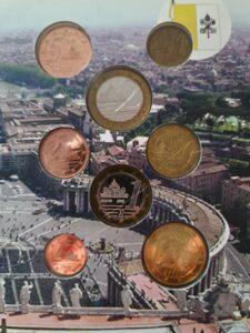 2 Euro Probemünzen und Kursmünzensätze