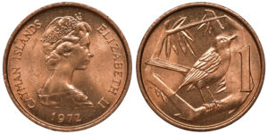 Cayman Islands Münzen