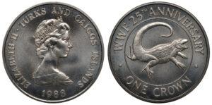 WWF Münzen