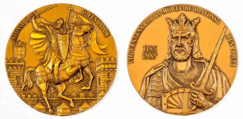 Münzen aus Portugal