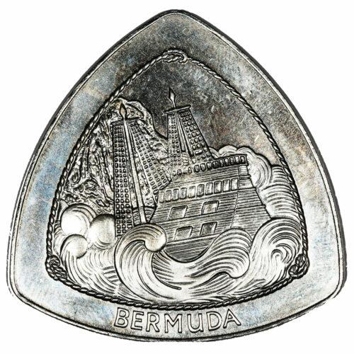 Münzen Bermuda