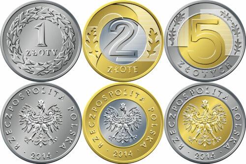 Münzen Polen