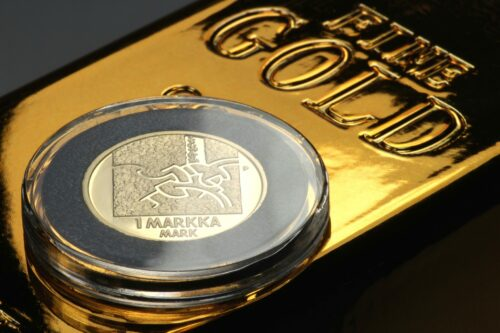 Münzen Finnland