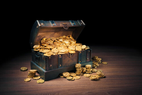 Wertvolle Münzen