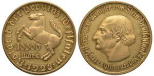 Notmünzen