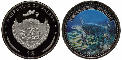 Münzen Palau