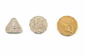 Münzen Cook Inseln