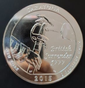 America the Beautiful Silbermünzen