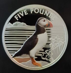 Münzen Alderney