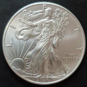American Silber Eagle