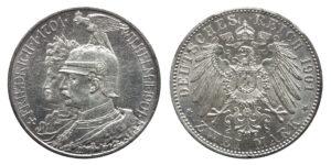 Silbermünzen Deutsches Kaiserreich
