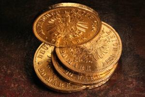 Goldmünzen Deutsches Kaiserreich